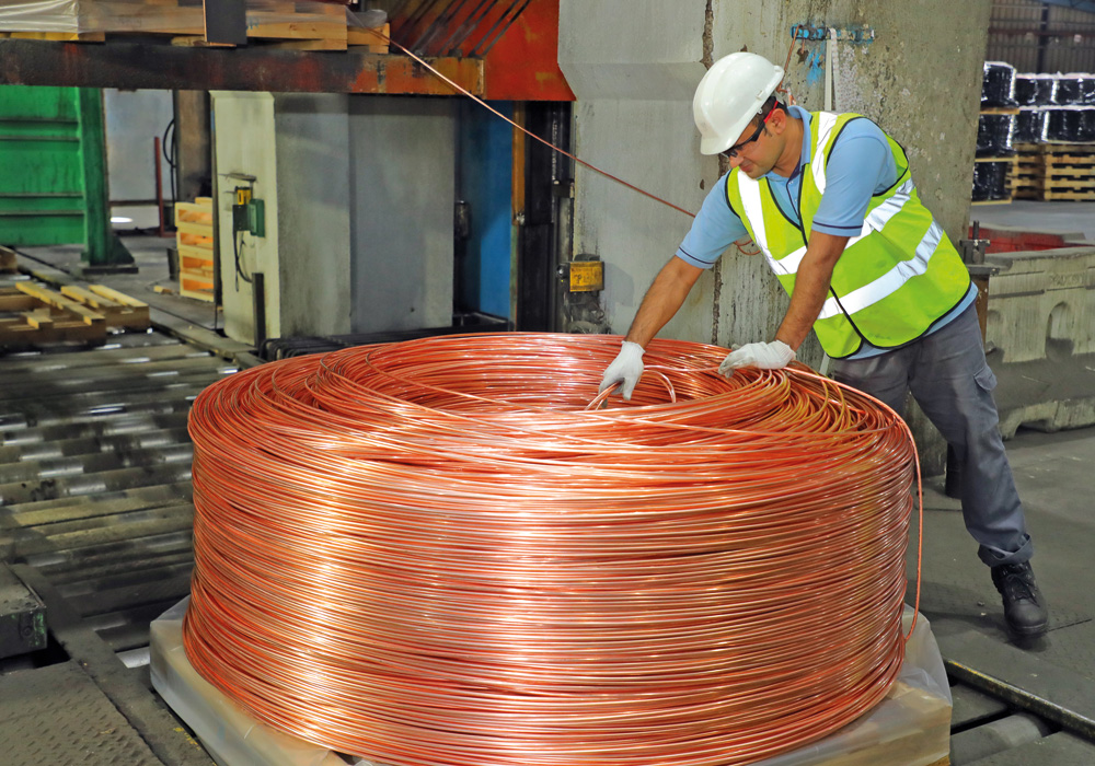 Union Copper Rod LLC – Creating a brighter future together